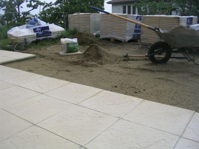 NivremCom Realiser Une Terrasse En Bois Sur Dalle Beton